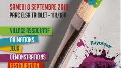 Rendez-vous le 8 septembre pour Ma Cité d'Or de l'Ecole Buissonnière de Vaulx-en-Velin !