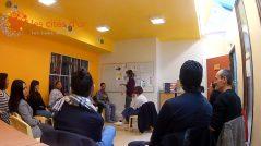 Ecole Buissonnière de Lyon : Première journée pour les volontaires !