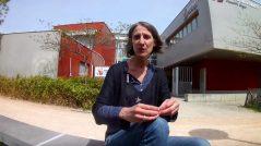 Catherine, tutrice à l'Ecole Buissonnière de Lyon