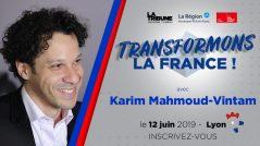Karim Mahmoud-Vintam nominé pour le prix Transformons la France !